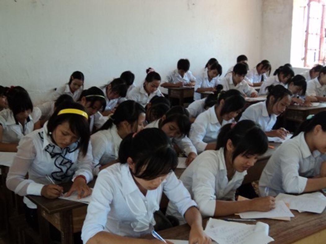 unnamed file 26 - Giáo viên Ngữ văn than học sinh chép văn mẫu quá nhiều khi làm bài ở nhà