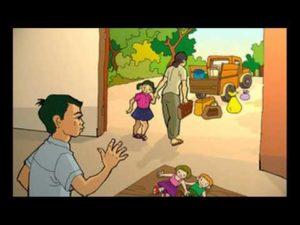 MS475 - Phát biểu cảm nghĩ về truyện ngắn Cuộc chia tay của những con búp bê của Khánh Hoài