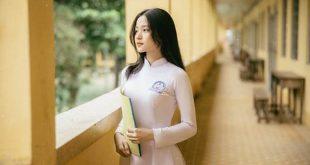 nu sinh dien aoinh 4 310x165 - Phát biểu cảm nghĩ của em về ngày nhà giáo Việt Nam 20/11